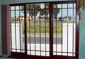 CapeSecure-Retractable-X-Door-Burgular-Guards BURGLAR BARS